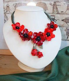 Red collection от Kate Zatserkovna на Etsy