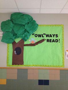 """Owl-ways Ready"" @ End of class checklist."