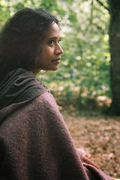 Angel Coulby for Katharine Belasko. Katharine escaped the massacre in Ambrosia and travelled to Hells Mouth where she found work as a blacksmith. Katharine died aged 80, never knowing that her three children had survived the massacre.
