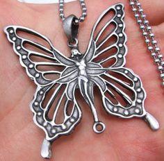 Butterfly Tsatoo Lesbian Symbol 110