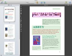 25% Off Coupon on ABBYY FineReader Pro for Mac – The Most Accurate OCR Available for Mac OS X Business Application, OCR ReadersABBYY ABBYY Deal Score+1286 $89.99 $119.99 The most accurate OCR available for OS X, its unmatched recognition and conversion eliminate retyping and reformatting. Get ABBYY FineReader Pro for Mac with discount coupon up to 25% Off  BUY NOW 25% Off Coupon | Free Technical Support | Free Upgrades