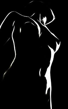 Female woman body nude breast tits scape figure curve curves painting naked black white erotic 裸 Life Drawing, Figure Drawing, Jolie Photo, Light Painting, Erotic Art, Female Art, Art Girl, Line Art, Sexy Cartoons