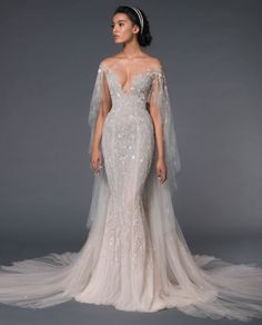 Sexy Wedding Dresses, Sexy Dresses, Wedding Gowns, Beautiful Dresses, Paolo Sebastian Wedding Dress, Evening Dresses Plus Size, Looks Chic, Couture Collection, Dream Dress