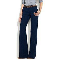 widelegger jeans - Madewell