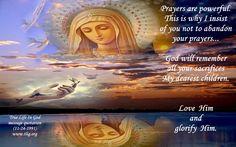 PRAYERS ARE POWERFYL