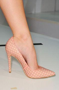 i sapato, cor rosa