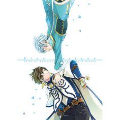 Doujinshi - Tales of Zestiria / Sorey & Mikleo (Blue Horizon) / Yuke Yuke Ryuuseigou