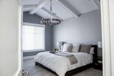 Pratt & Lambert Timeless Gray Pratt & Lambert Designer White White Beams on Ceiling. Grey Wallpaper, Fabric Wallpaper, White Beams, Designer Wallpaper, Color Schemes, Relax, Texture, Interior Design, Luxury