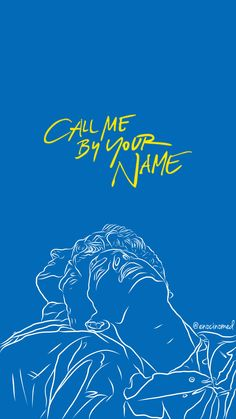 call me by your name wallpaper - elio and oliver // enocinomed