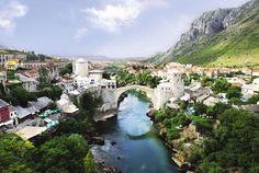 Cầu cổ Stari Most, di sản văn hóa thế giới