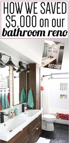 decorating half bath | bathroom decor | pinterest | half baths and