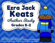 Author Study of Ezra Jack Keats Story Sequencing, Sequencing Activities, Text To Self Connection, Ezra Jack Keats, Text Dependent Questions, Fact And Opinion, Thematic Units, Author Studies, Readers Workshop