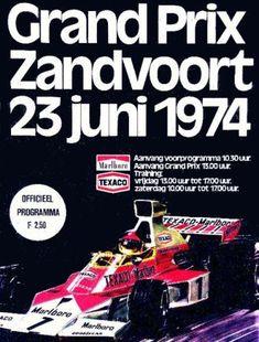 Paesi Bassi 1974 • STATS F1