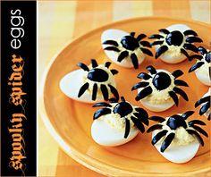 Halloween snack idea #halloween, #snacks, #food