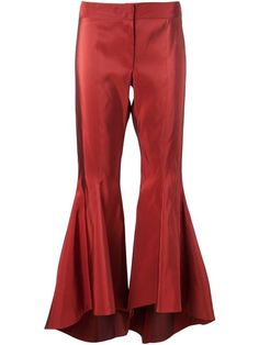 Shop Rosie Assoulin flared trousers  in  from the world's best independent boutiques at farfetch.com. Shop 300 boutiques at one address.