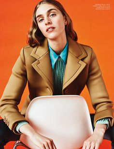 the good mixer: hedvig palm by rasmus skousen for cover october 2015 | visual optimism; fashion editorials, shows, campaigns & more!