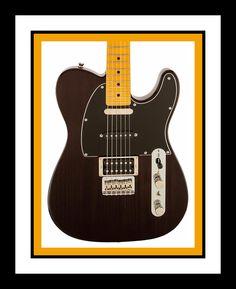 Fender Modern Player Telecaster Electric Guitar