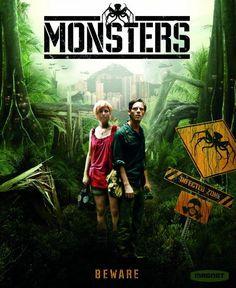 monsters movie 2010