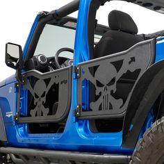 Jeep Wrangler JK 4 Door Skull Tubular Doors Black With Reflection Mirrors … – En Güncel Araba Resimleri Jeep Wrangler Doors, Jeep Doors, Jeep Wrangler Unlimited, Jeep Wrangler Accessories, Jeep Accessories, Land Rovers, Accessoires Jeep, Volkswagen Gli, Dream Cars