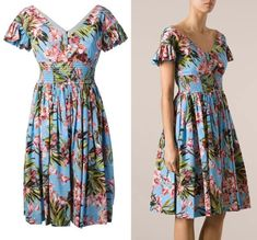 Time to Bloom in Spring: Get First Dibs on 10 Stunning Floral Frocks!
