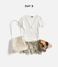 7f43820183 Outfit Ideas - love this outfit - the shirt and shorts are really cute.