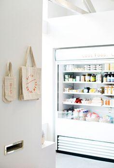 Project M Plus - Architecture & Design Agency Vegan Supermarket, Beer Burger, Vegan Market, Cafe Me, Design Agency, Retail Design, Store Design, Coffee Shop, Liquor