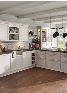 Küche, Skandinavisch, Skandinavische Küche, Landhaus, Landhausküche,  Landhausstil, Weiß, Weiße