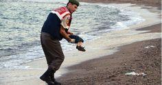 Jornalista descendente de sírios lembra que Alan, encontrado há um mês na praia, poderia ser ele, seu filho, seus avós ou bisavós | Agência Social de Notícias