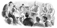 Руководящий совет в первом веке