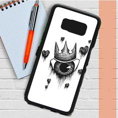 King Of Hearts Samsung Galaxy S8 Plus Case Dewantary