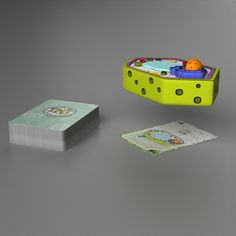 This augmented reality cell biology deck of 54 standard playing cards has 27 cell organelle image cards and 27 info cards with written details about e. Biology Lessons, Science Lessons, Life Science, Teaching Jobs, Teaching Science, Science Activities, Scientific Method Lesson, Interactive Websites, Curriculum Design