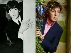 Paul McCartney... Sometimes People Never Change:)