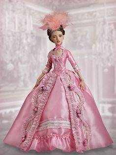 Ma Petite Rose - Outfit, Tonner, Deja Vu. I guess I will want to see photos once people get this in hand. The style is beautiful, but I don't think it is the right pink for me.