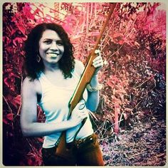 https://flic.kr/p/yaySYt | Go ahead punk, make my day...  #brazilianbombshell #girlswithguns #Brazil_Repost #FolkBrasil #BrasilFolk #morros #morrosma #maranhao #airgun #brasil #brazil