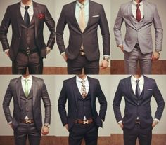 It's always nice to have a suit