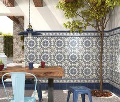 Sink, Exterior, Cool Stuff, Home Decor, Blues, Border Tiles, Garden Decorations, Mosaics, Houses
