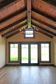 Rustic Mountain Ranch House Plan - 18846CK | Architectural Designs - House Plans Rustic House Plans, Cabin House Plans, Log Cabin Homes, Craftsman House Plans, Country House Plans, Best House Plans, Farmhouse Plans, Cabins, Modern Wood House