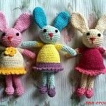 Free Crochet Amigurumi Patterns - Karla's Making It