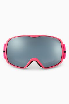 0f1910430360 Womens Superdry Pink Ski Goggles - Pink