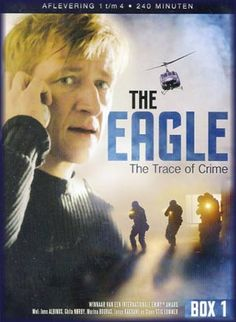 The eagle. Yet another Danish crime show with a touch of Iceland thrown in.