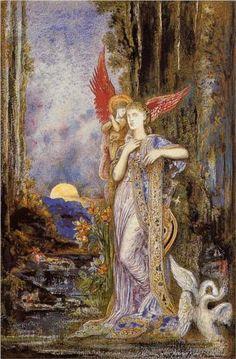 Inspiration - Gustave Moreau