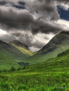 Glencoe, Scotland. One of the most hauntingly beautiful places on earth ❤️