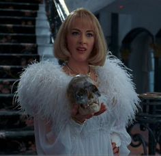 Joan Cusack as Debbie Jellinsky in Addams Family Values