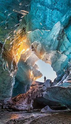 The Vatnajökull glacier, Iceland