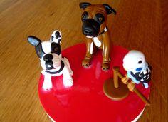 ¿Quieres realizar una figura con todas tus mascotas? Entra en www.idea.decoraconideas.com