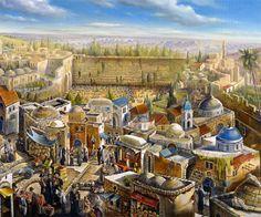 Jerusalem Alex Levin