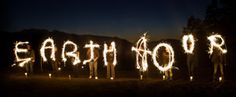 "Awesome ""how-to"" guides for organizing your own Earth Hour event on 03/31"
