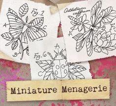Miniature Menagerie (Design Pack)_image