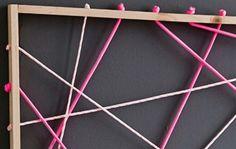 Baonilha: DIY - Cabeceira...
