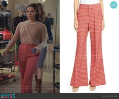 Jane Sloan Fashion on The Bold Type Fashion Tv, Hijab Fashion, Fashion Outfits, Fashion Design, Katie Stevens, Office Wardrobe, Be Bold, Floral Pants, Other Outfits